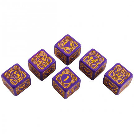Dice Set - Free Worlds League
